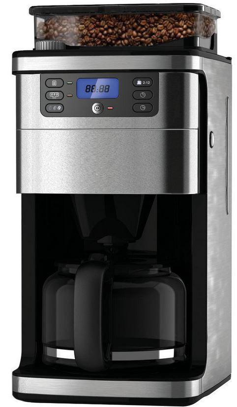 MEDION MD 15486   Kaffeemaschine mit Mahlwerk für 67,89€ (statt 100€)