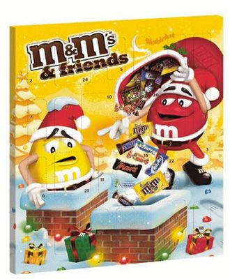 M&Ms Friends Adventskalender ab 6,29€