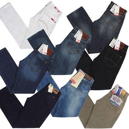 MUSTANG Damen und Herren Jeans für je 19,90€