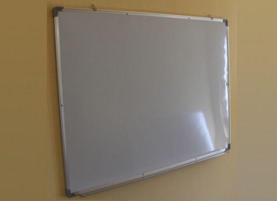 Magnetische Schreibtafel 60x45cm für 4,99€