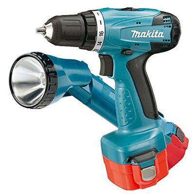 Makita 6271DWALE Akkubohrschrauber (2x 2Ah) + Lampe für 99,99€ (statt 130€)