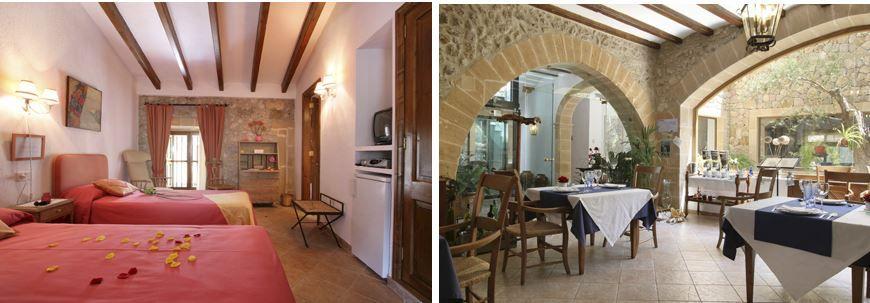 Mallorca Hotel Angebot 4* Hotel Posada de Lluc Mallorca mit 3 7 Übernachtungen ab 160€ p.P.