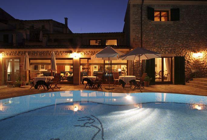 4* Hotel Posada de Lluc Mallorca mit 3 7 Übernachtungen ab 160€ p.P.