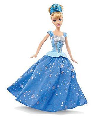 Mattel Disney Cinderella mit Zauberkleid ab 9,62€ (statt 24€)
