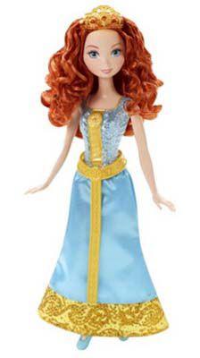 Mattel Disney Märchenglanz Prinzessin Merida Puppe ab 7,84€ (statt 18€)