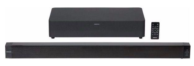 Medion 2.1 Bluetooth Soundbar Medion 2.1 Bluetooth Soundbar mit Funk Subwoofer für 94,95€ (statt 129€)