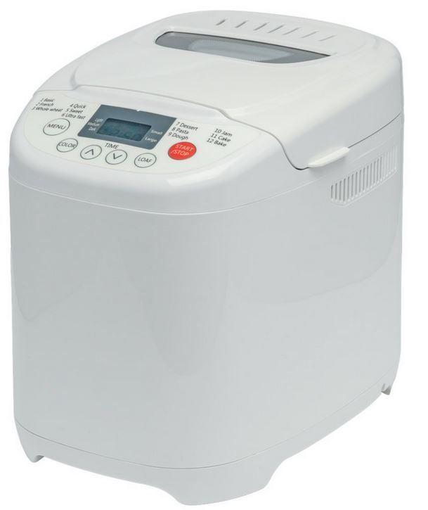 Medion Brotbackutomt MEDION MD 14752   automatischer Brotbackautomat für 39,99€