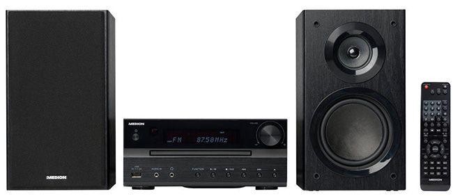Medion Life P64262 Micro Audio System für 100€ (statt 129€)