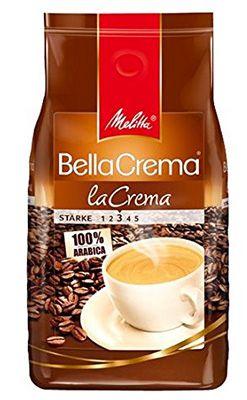 Melitta Bella Crema la Crema Schnell! 1kg Melitta Bella Crema la Crema Kaffeebohnen für 7,77€ (statt 14€)