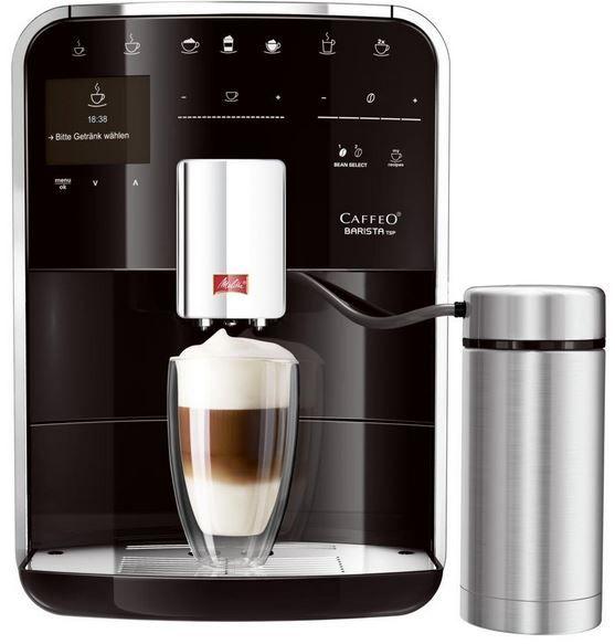 Melitta F 77 Melitta F 77/0 102 Caffeo Barista TSP Premium Kaffeevollautomat für 799€ (statt 898€)