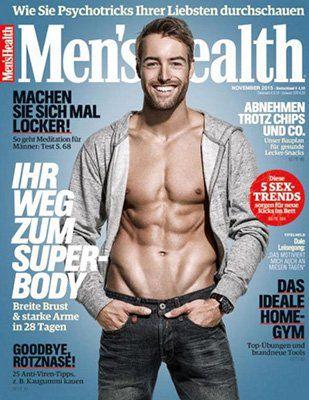 Men's Health Jahresabo - Abo Angebote