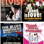 ELVIS – Das Musical ab 22€ – günstige Tournee Musicals Tickets bei Vente Privee