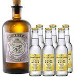 Monkey 47 Gin (1 Flasche 500ml) + 6x Indian Tonic für 36,76€