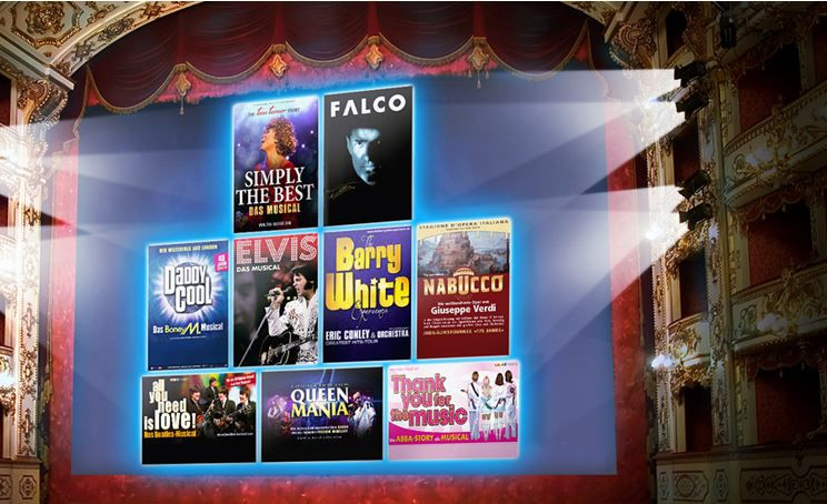 ELVIS   Das Musical ab 22€   günstige Tournee Musicals Tickets bei Vente Privee