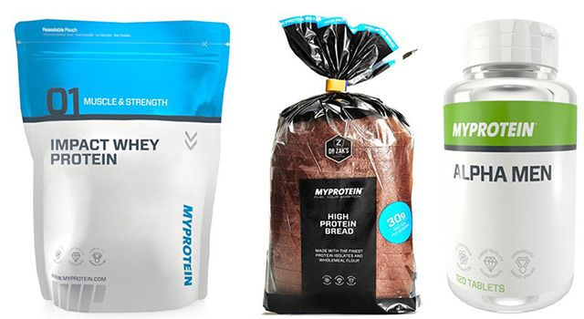 Myprotein: 1 Produkt kaufen und 50% Rabatt auf das Zweite