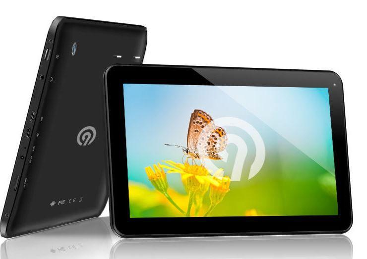 NINETEC Inspire Tablet NINETEC Inspire 10 G2   10 Zoll Android 5.1 Tablet mit Quad CoreCPU für 79,99€ (statt 96€)