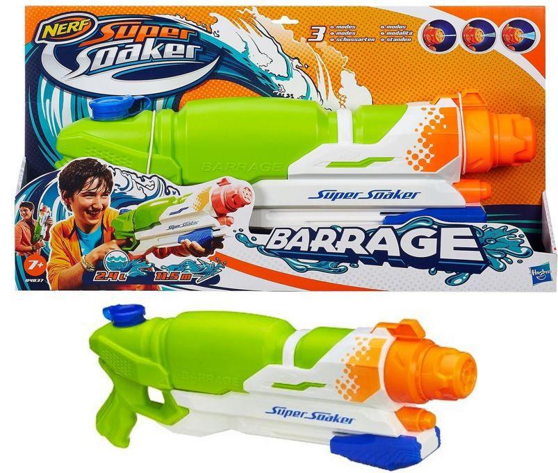 Hasbro A4837E25   Super Soaker Barrage ab 12,50€