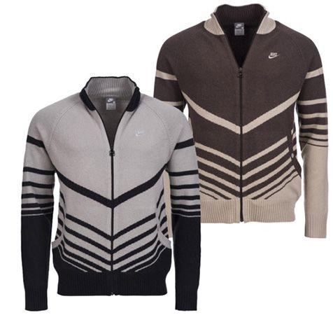 Nike Fusion Wool Knit Herren Sweatjacke für 21,99€