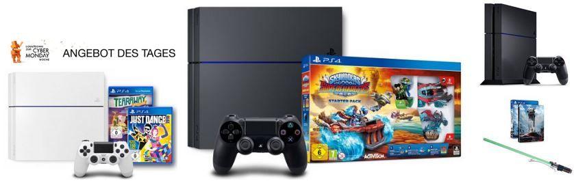 Amazon Angebot des Tages: PlayStation 4 Bundles