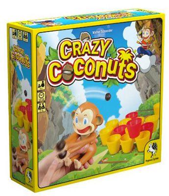 Pegasus Spiele 52153G   Crazy Coconuts ab 14,99€ (statt 21€)