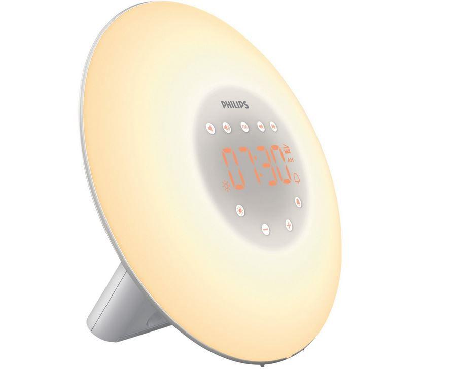 Philips HF3505/01   Wake up Light für 49,99€ (B Ware) (statt 63€)