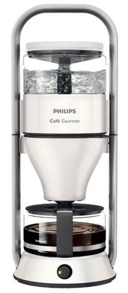 Philips HD540710 Philips HD5407/10 Kaffeefiltermaschine für 71,99€ (statt 95€)