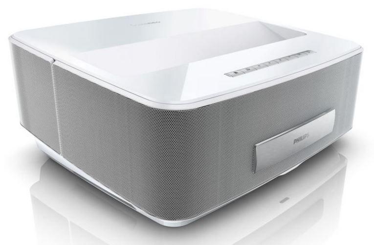 Philips Screeneo HDP1550TV Smart LED Projektor mit DVB T Tuner für 599€