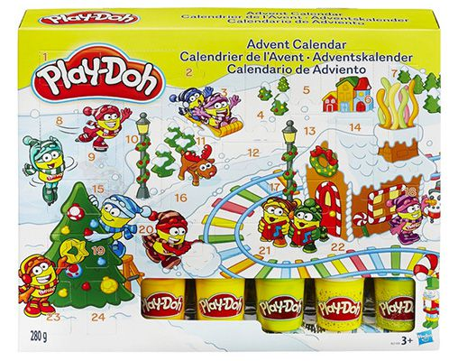 Play Doh Adventskalender Play Doh Adventskalender ab 9,99€ (statt 16€)