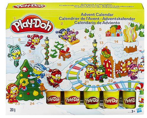 Play Doh Adventskalender ab 9,99€ (statt 16€)