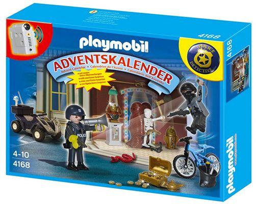 Playmobil Adventskalender Polizeialarm Playmobil Adventskalender Polizeialarm ab 13,89€ (statt 22€)