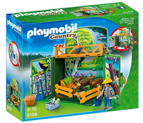 Playmobil Aufklapp-Spiel-Box