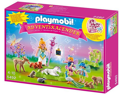Playmobil Einhorngeburtstag im Feenland Playmobil Einhorngeburtstag im Feenland Adventskalender ab 9,99€ (statt 20€)