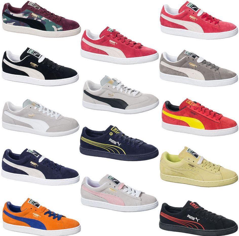 Puma Sale1 PUMA Suede Unisex Leder Sneaker für je Paar 29,99€ (statt 42€)