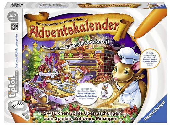 Ravensburger tiptoi Adventskalender 2015 für 11,99€ (statt 16€)