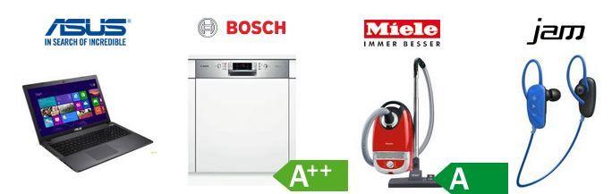 Bosch SMI69N05EU Geschirrspüler für 449€ und mehr Redcoon Late Night Angebote