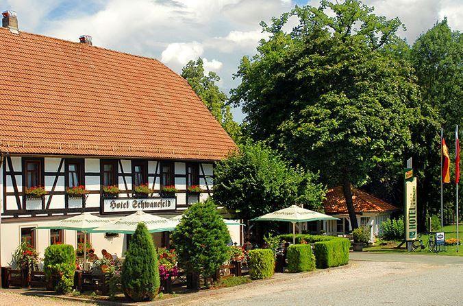 Romantik Hotel 4* Romantik Hotel Schwanefeld im Erzgebirge + Verkostung in der Schokoladenmanufaktur ab 89€ p.P.