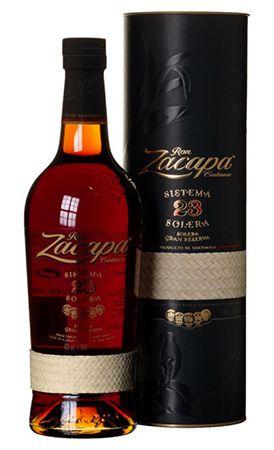 Ron Zacapa Sistema Solera 23 Jahre Rum für 34,99€