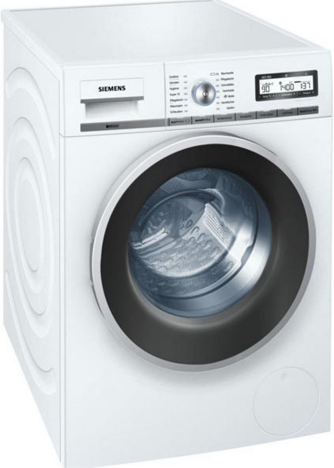 SIEMENS WM14Y54A Waschmaschine Siemens WM14Y54A Waschmaschine   8 kg, 1400 U/Min für 494,10€ (statt 628€)