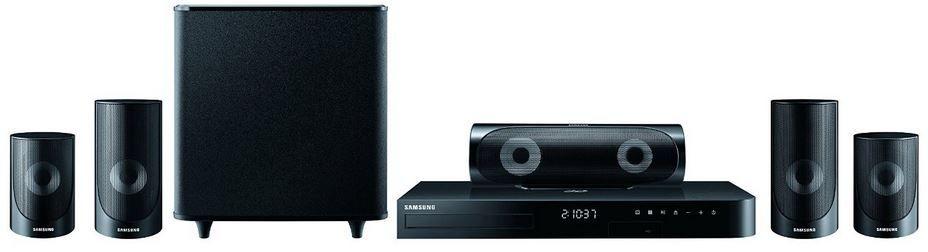 Samsung HT J5500   5.1 Blu ray 3D Heimkinosystem inkl. Blu ray Player für nur 199€