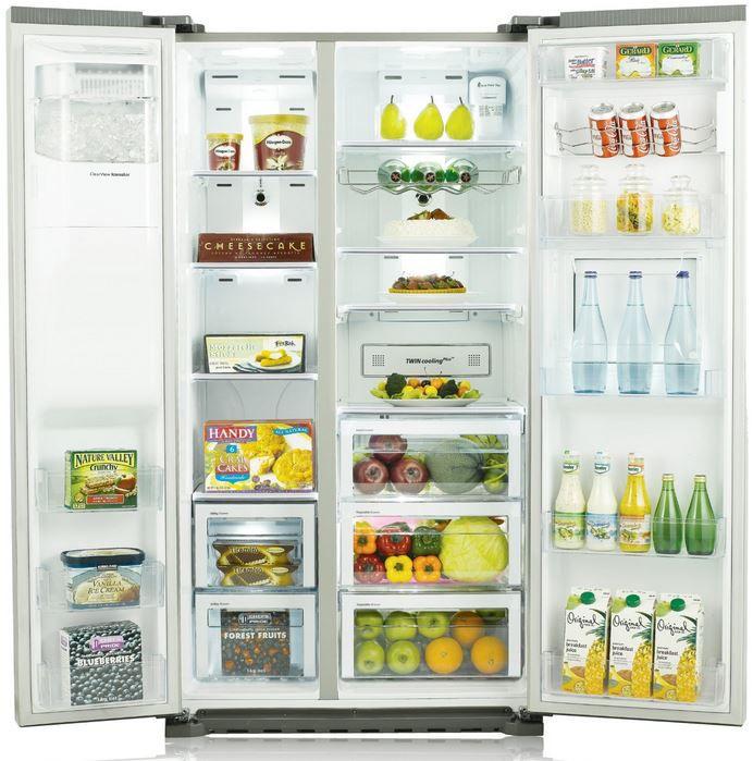 Samsung RS6178UGDSREF - Side-by-Side Kühlschrank für 1.499€