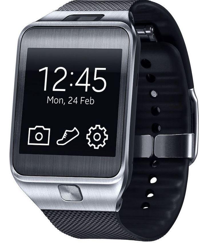 Samsung Smartwatch Samsung Gear 2 Smartwatch für 129,95€ (statt 249€)   Zustand wie neu