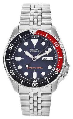 Seiko Diver Watch SKX009K2 Automatik Herrenuhr für 153,99€ (statt 231€)