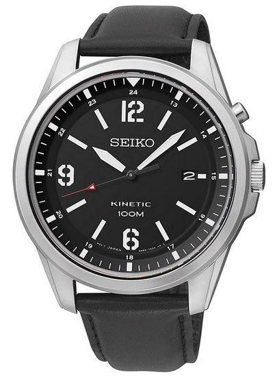 Seiko SKA611P2   Herren Armbanduhr  aus der Kinetic Serie für 99,75€