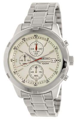 Seiko SKS417P1 Quartz Seiko SKS417P1 Quartz Herren Armbanduhr (statt 126€) für 77,94€