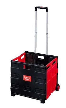 Smartbox Trolley Smartbox Trolley aus Kunststoff für 25€ (statt 59€)