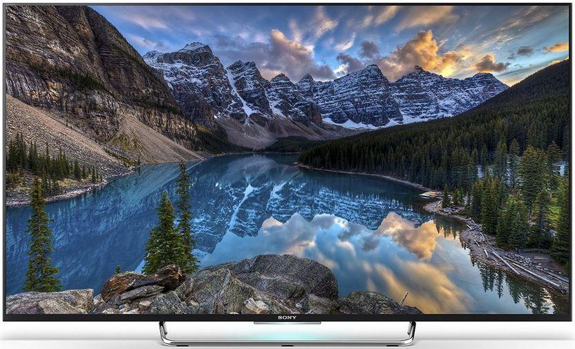 Sony KDL 50W805C   50 Zoll 3D Smart TV für 699€