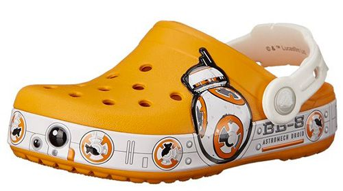 Star Wars Kinder Crocs ab 13,95€ (statt 25€)
