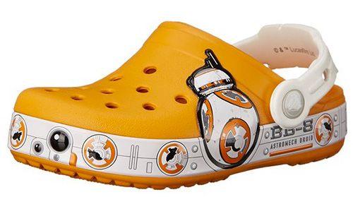 Star Wars Kinder Crocs ab 13,95€ (statt 25€)