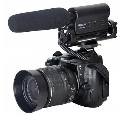 Takstar SGC 598 Kamera Richtrohrmikrofon für 29€ (statt 42€)