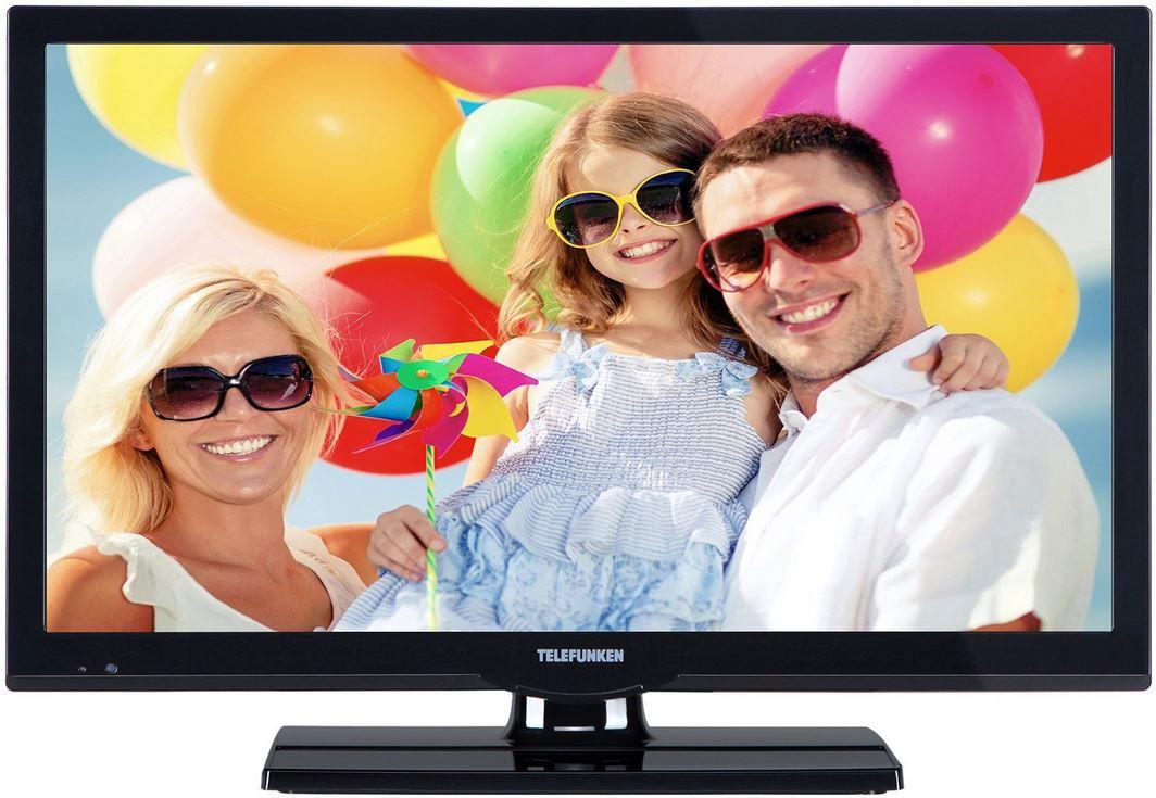 Telefunken L22F275I3145   22 Zoll FullHD TV mit triple Tuner für nur 139,99€